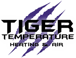 Tiger Temperature - Logo